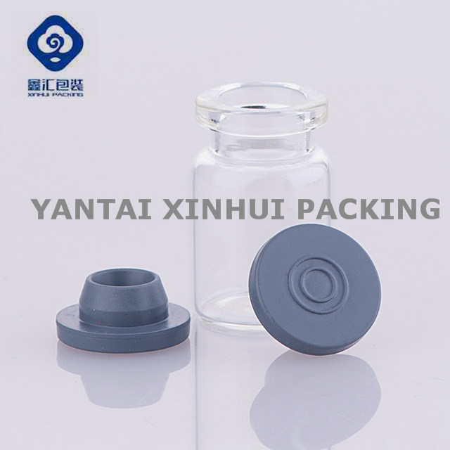 Bromobutyl and Chlorobutyl Rubber Stopper for Injection Vial