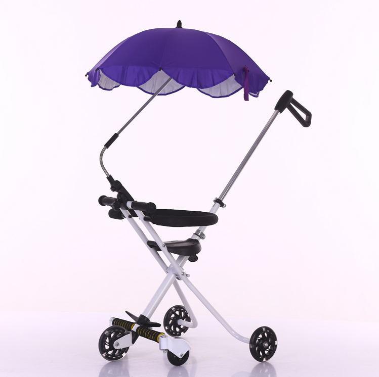 Baby Stroller Easy Folding Sport Car Umbrella Buggiest Trolley Cart Lightweight