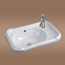 Enamel Wash Basin/Rinse Tank/Dishwasher for Kitchen Bathroom Lavatory