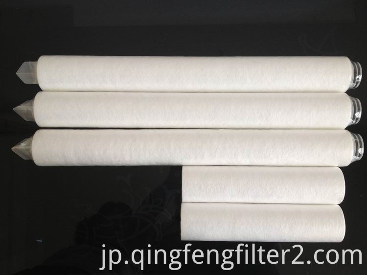 Melt Blown PP Filter Cartridge