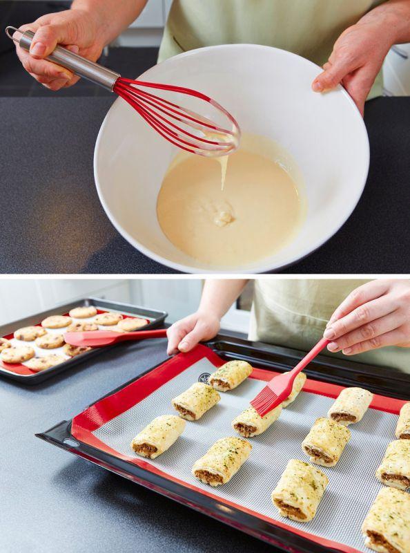Heat Resistant Cooking Utensils Set Baking Tool Set