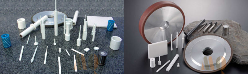 High Precision Plastic Mold Parts for Ceramic Part (MQ092)