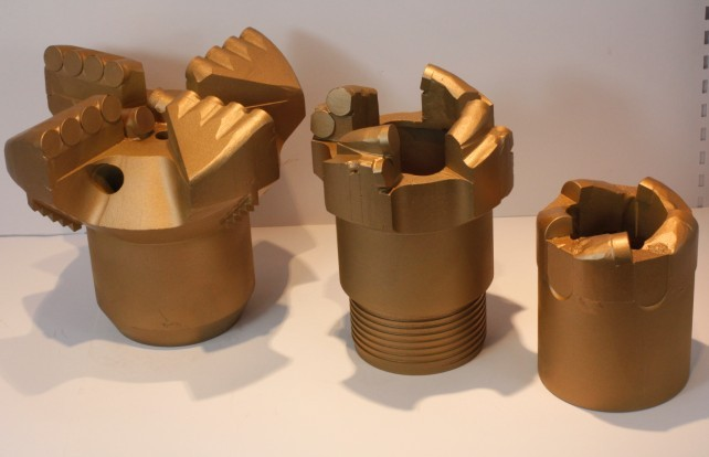 IADC Code S432 PDC Drill Bits, 6inch PDC Drill Bits