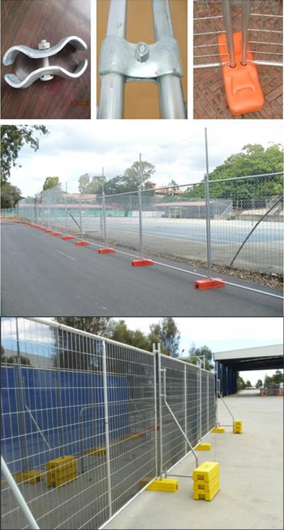 Australian as 4687: 2007 Standard Temporary Fence China