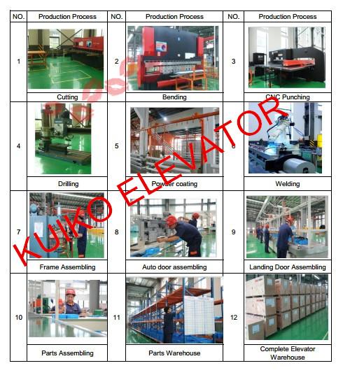 High Quality 800mm Width Escalator Price