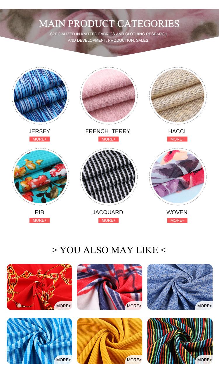 Popular Viscose Jacquard Fabric