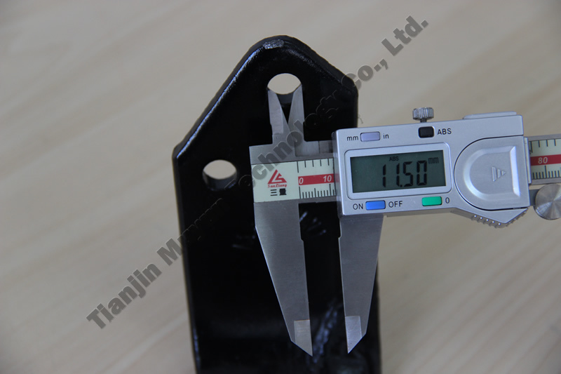 Mjf760L 1.77lbs 65mn 60si2mn B Steel Rail Steel Alloy Rotavator Agricultural Blade Parts