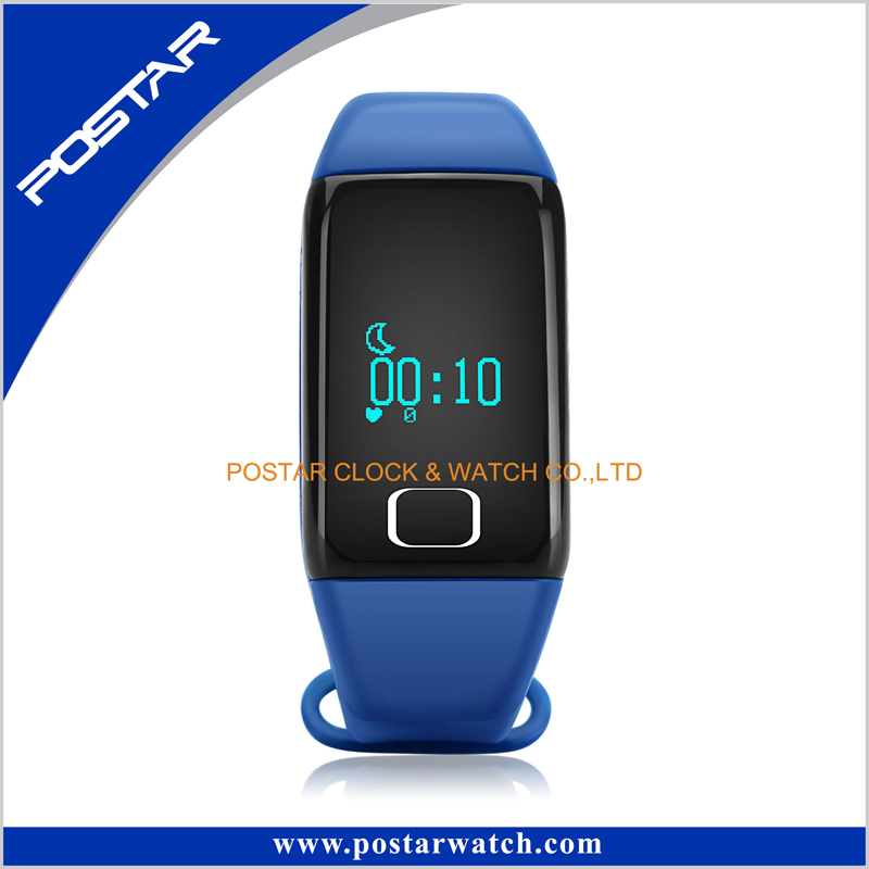 a+ Quality Heart Rate Monitor Smart Watch Phone Pedometer Silicone Band