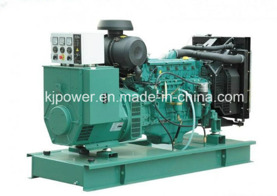 85kVA Electric Diesel Generator Set Powered by Volvo Engine