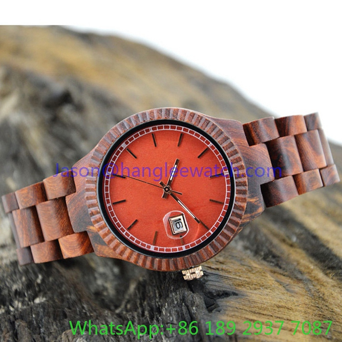 Hot Fashion Swooden Watch, The Best Quality Watch Ja- 15054
