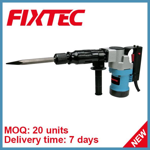 Fixtec Power Tool 1500W 45j Electric Demolition Hammer Breaker