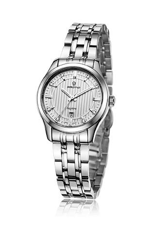 2016 Stainless Steel Sapphire Mirror Watches Couple Wrist Watch