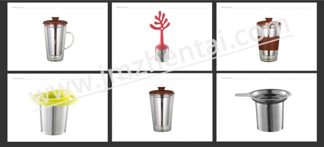 Wholesale Christmas Gift Borosilicate Glass Teapot 600ml