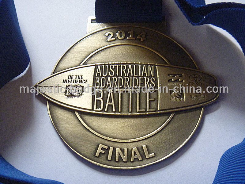 Customized Zinc Die Cast Medal