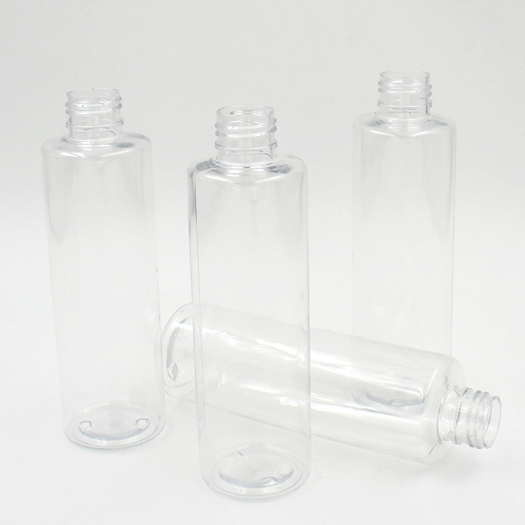 100ml Transparent Bayonet Pump Bottle (NB18701)