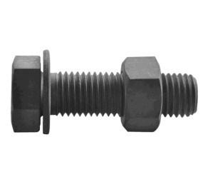 DIN6914 Structural Hex Head Bolt (grade 10.9)
