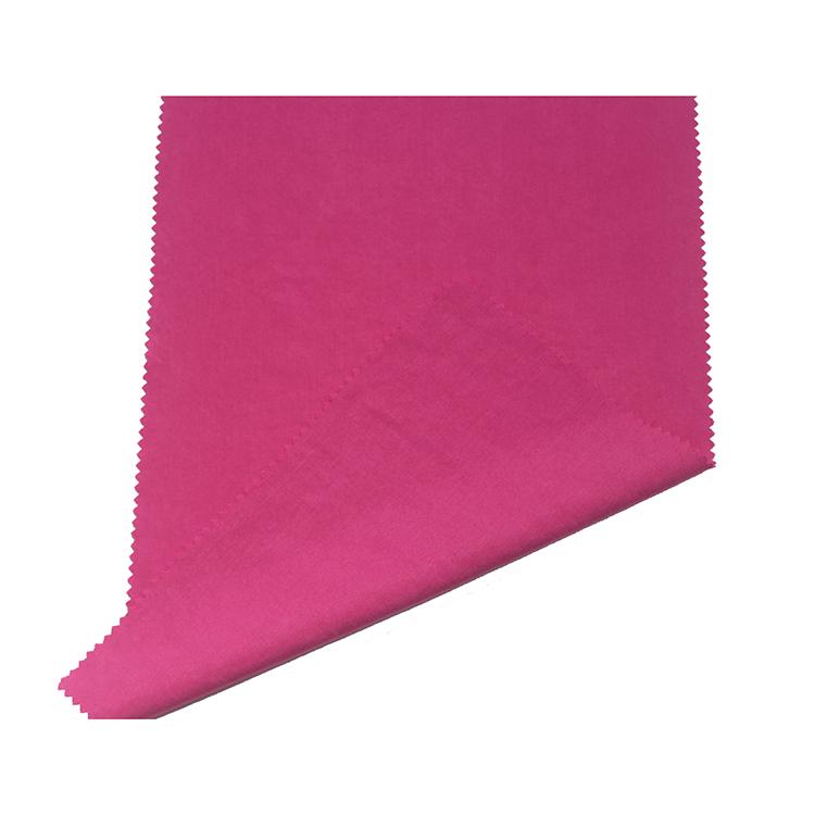 waterproof red twill fabric