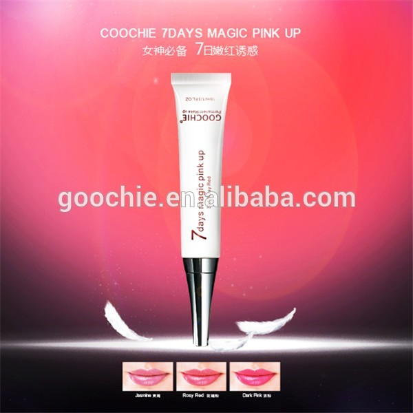 Goochie Magic Lip Stick 7 Days Pink up