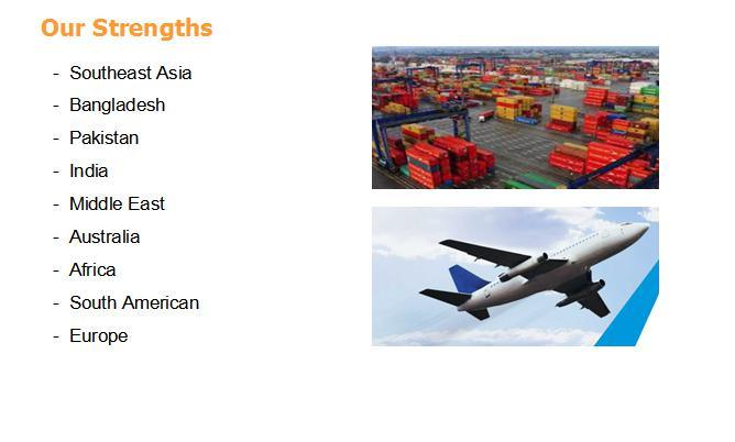 Air Logistics From Shenzhen/Shanghai/Beijing to The Aswan Airport of Egypt