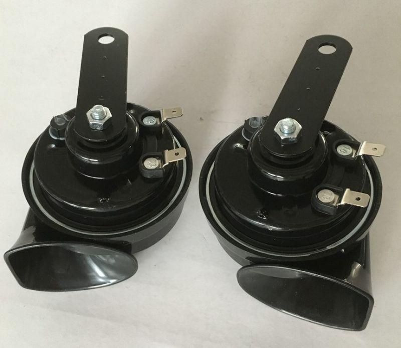 Waterproof 12V Car Horn Motorcycle Horn E-MARK Approved