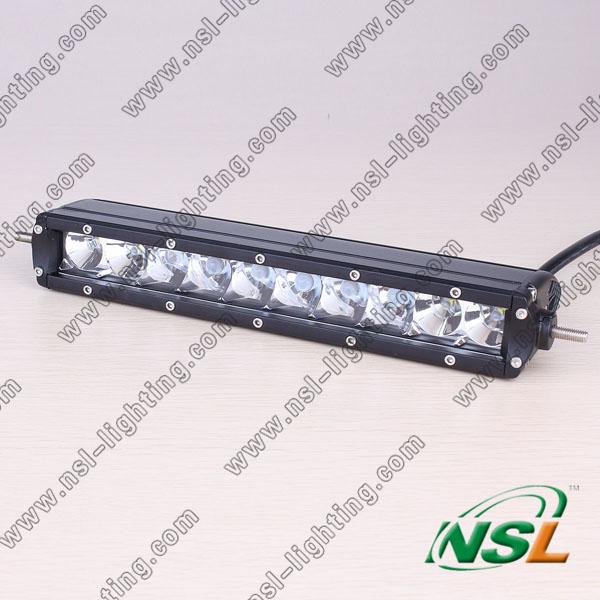 Wholesale off Road LED Light Bar, Single Light Bar