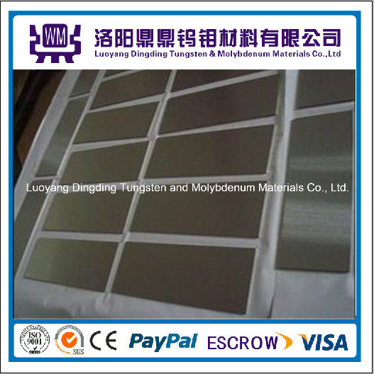 Hot Sale Molybdenum Plates/Sheets or Molybdenum Plates/Sheets for Heat Shield/Henan Factory Best and High Temperature Molybdenum Sheet Made in China