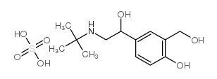 Pharmaceutical Grade Albuterol Sulfate for Bronchial Asthma 51022-70-9