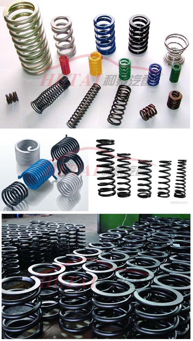 China Factory Sale Cold Rolled Coil Compression Springs