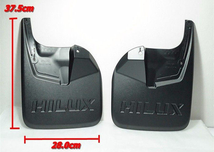 Car Mud Guards Flaps for Toyota Hilux Revo 2015 2016 2017