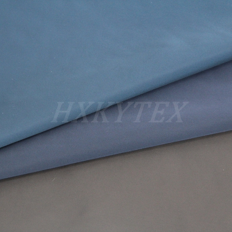 High Quality Polyester Memory Fabric for Men's Jacket