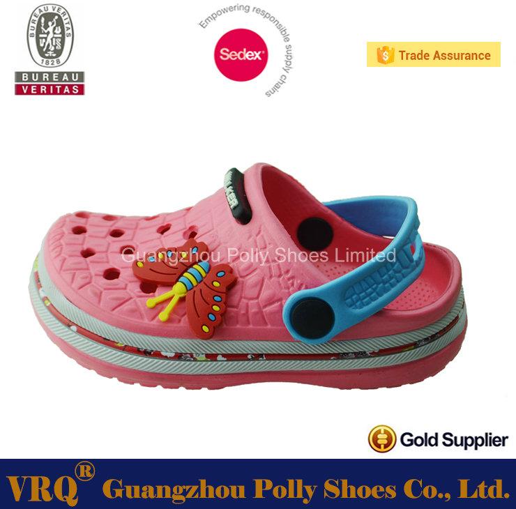 EVA Clogs, Children Plastic Garden Shoes