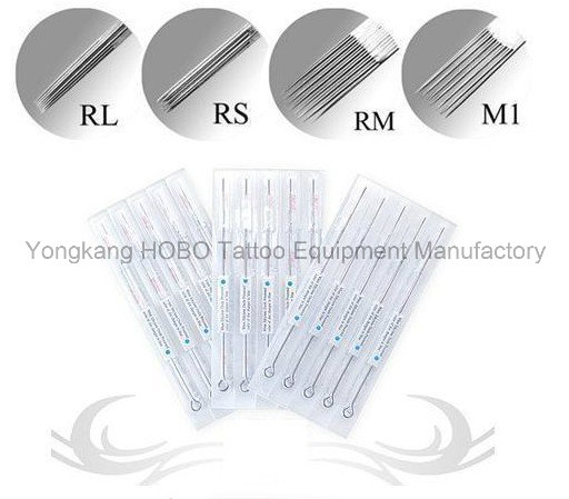 Best Quality Products Stainless Steel Disposable Tattoo Needles Supplies