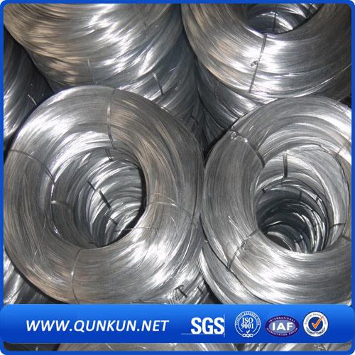 China Supplier Galvanize Steel Wire Rope 8mm
