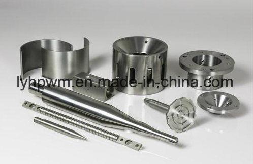 Custom-Made Tungsten Nickel Copper W93nicu Alloy Tube From America