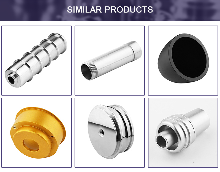 Bicycle Precision Sheet Metal CNC Machining Spare Parts