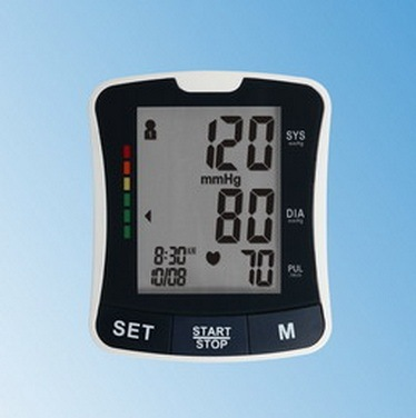 Wrist Blood Pressure Monitor with CE FDA (BP2208)