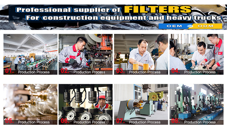 Scania /Daf Truck Parts Hydraulic Oil Filter