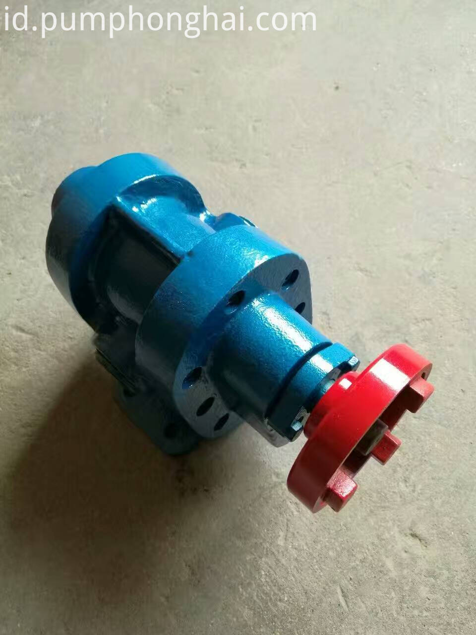 cast iron material oil transfer gear pump