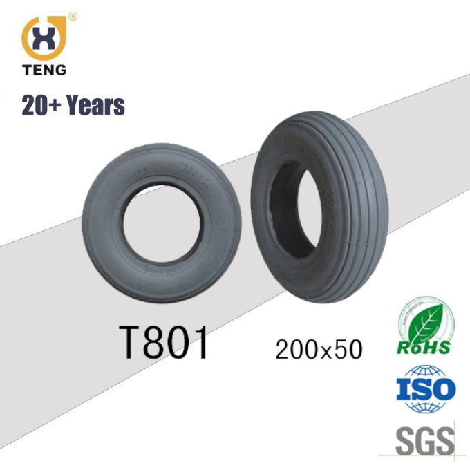 PU Foam Filled Tyre, Durable Solid Tire