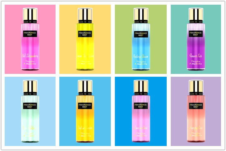 Wholesale Private Label Body Spray