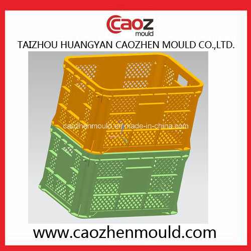 Plastic Injected Medium Crate/Turn Over Box Mould