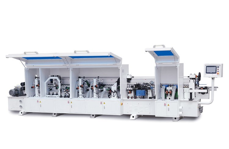 Wood Edge Banding Machine for Cabinet and Kitchen Board