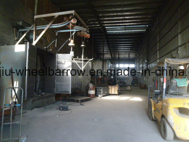 Strong Wheelbarrow Wb6400 New Design
