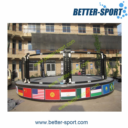 Used MMA Cage for Sales