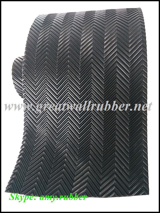 Anti-Slip Rubber Sheet, Floor Mat (checker+diamond+round-button+ribbed+Marbleized+Small stud)