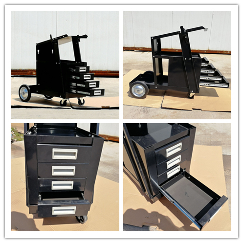 High Quality Steel Welding Tool Cart with Cheapest Price