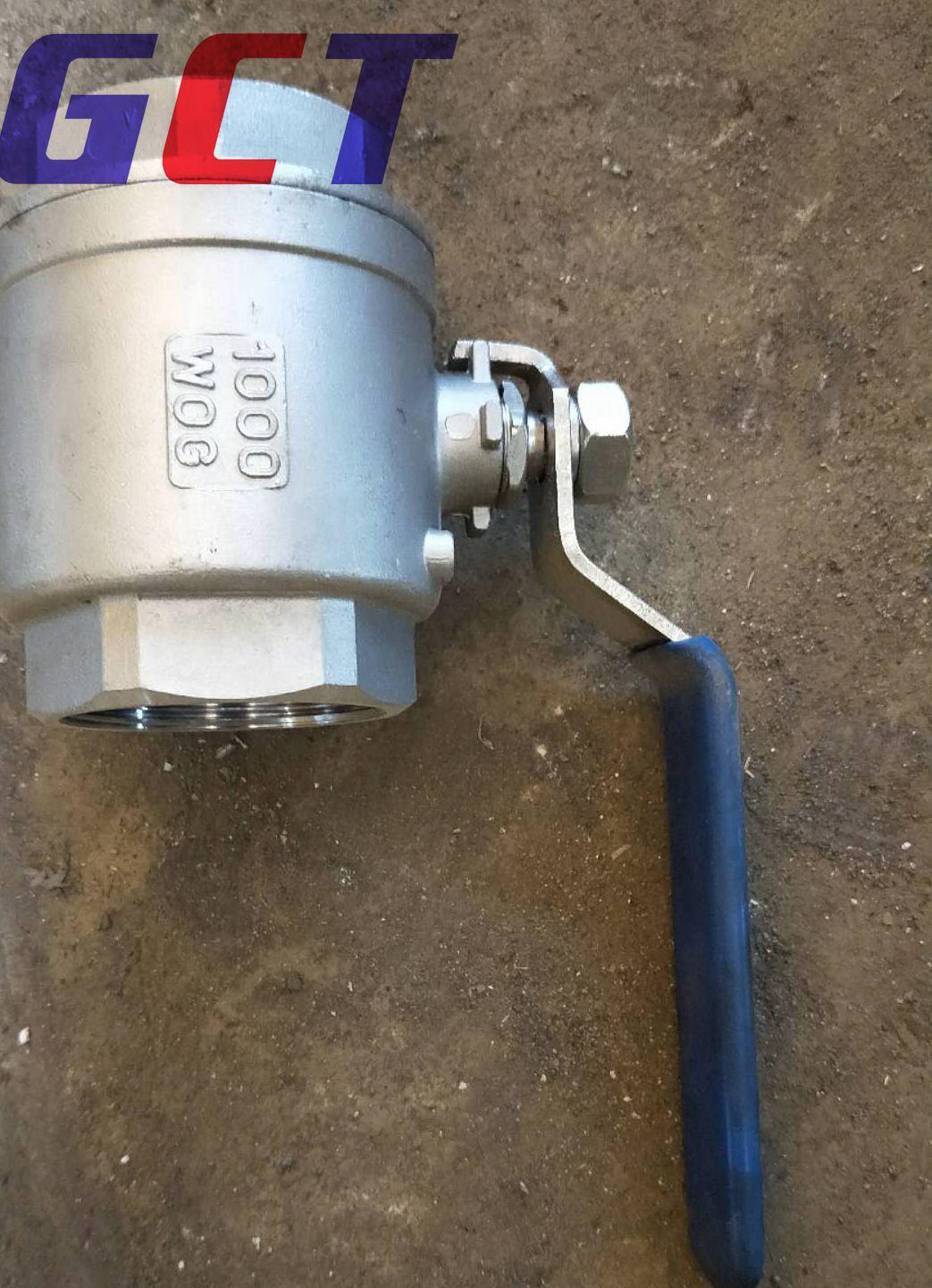 Ceramic Vacuum Filter Spare Part Ball Valve/ Spherical Vale