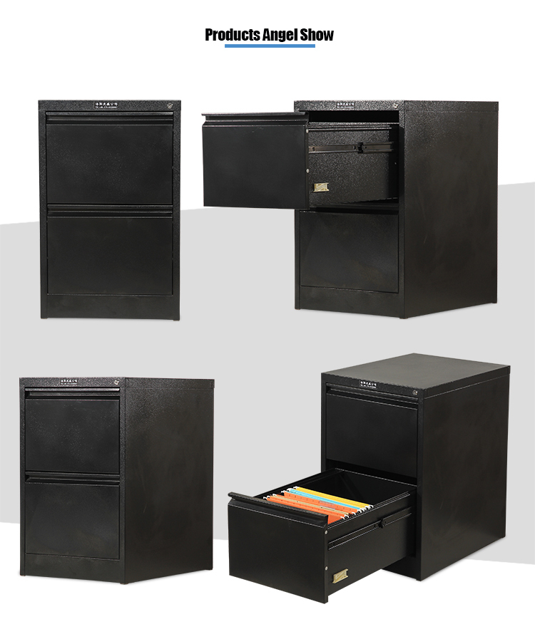 2 Drawer Storage Cabinet