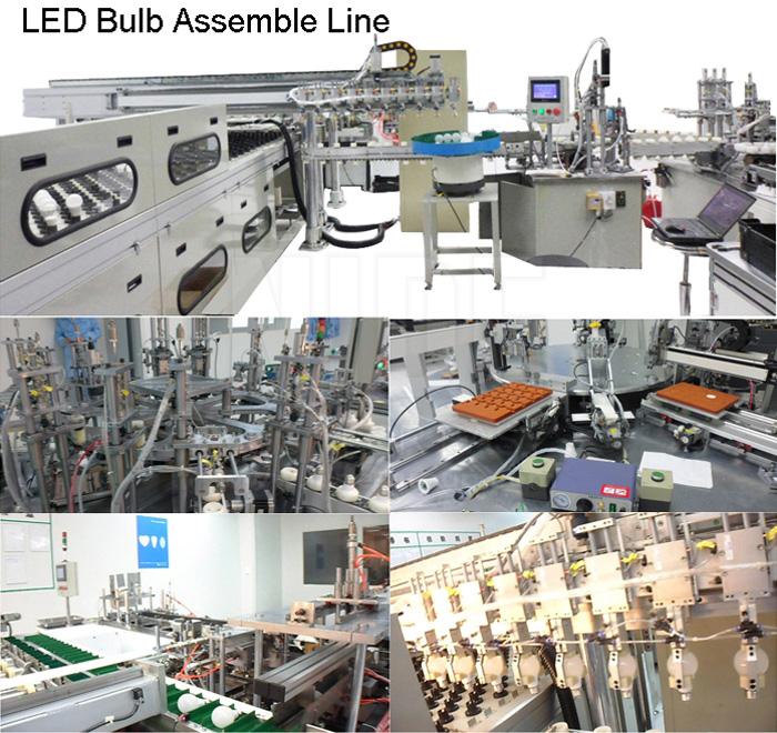 Automatic Customized LED Light Production Line