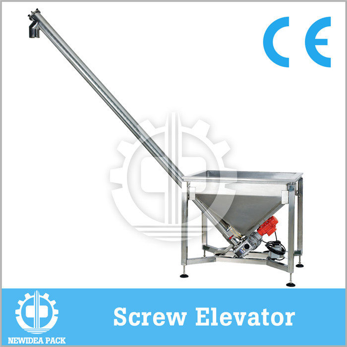 Salt Stainless Steel Auger Screw Elevator